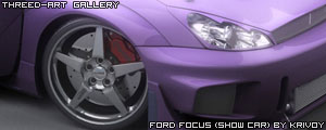 ford focus ... (show car) - krivoy